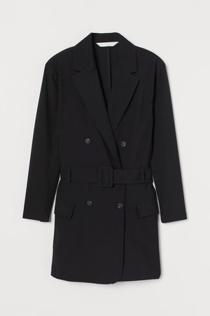 H&M Double-breasted playsuit