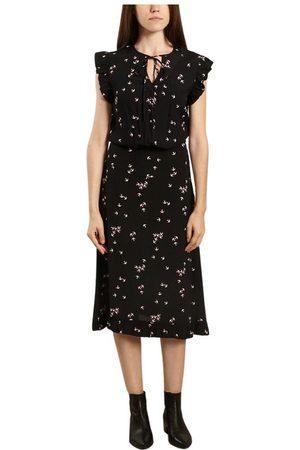 By Malene Birger Spaine swallow print dress