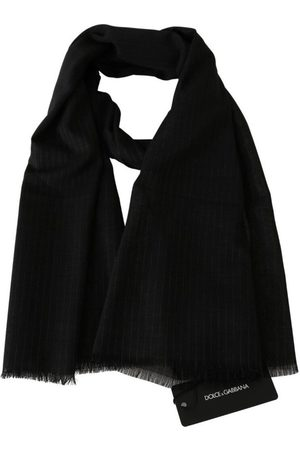 Dolce & Gabbana Neck Wrap Mens Shawl Silk Scarf