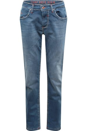Camp David Heren Straight - Jeans 'NI:CO:R611 old blue used