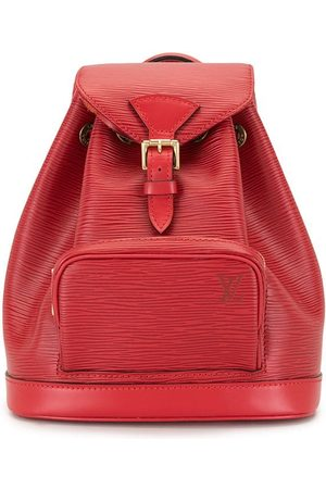 LOUIS VUITTON Pre-owned mini Montsouris backpack