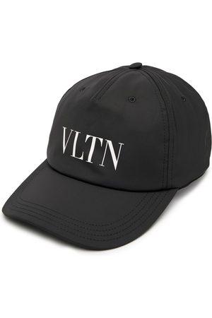 VALENTINO VLTN-print cap