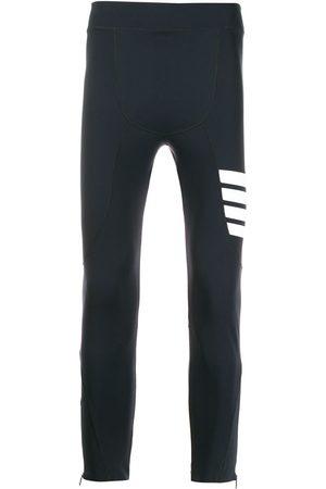 Thom Browne Lightweight Compression Tech 4-bar tights