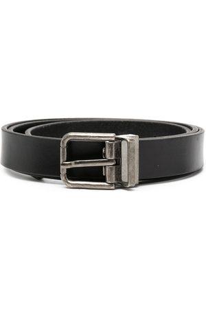 Dolce & Gabbana Square-buckle belt