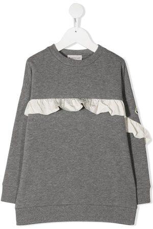 Moncler Ruffle-trim sweatshirt