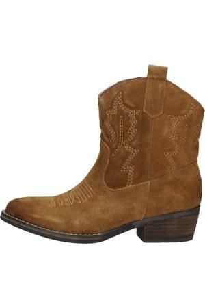 PS Poelman Dames Enkellaarzen - Western Boots