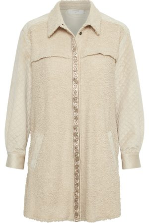 Cream CROlia OZ Shirt