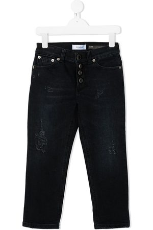 Dondup High-rise straight jeans