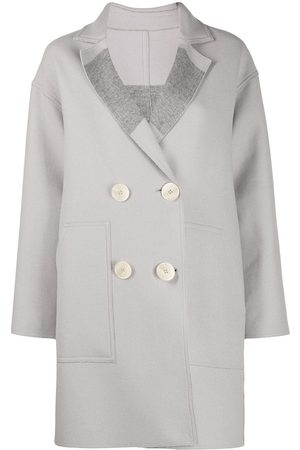 LORENA ANTONIAZZI Double-breasted coat