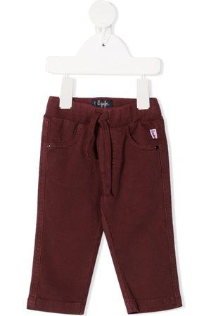 Il gufo Drawstring-waist jeans