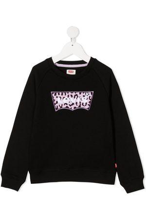 Levi's Embroidered-logo sweatshirt