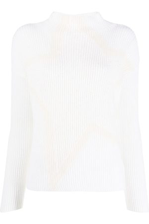 LORENA ANTONIAZZI Wool turtleneck jumper