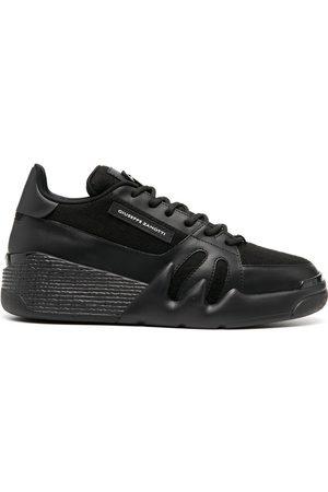 Giuseppe Zanotti Panelled lace-up sneakers
