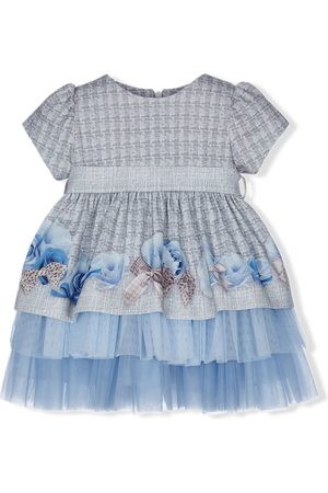 Lapin House Layered tulle dress