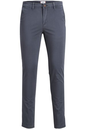 Jack & Jones Slim Fit Chino Heren Zwart