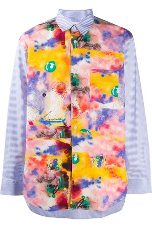 Comme des Garçons Casual shirt with abstract print
