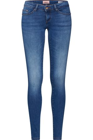 Only Dames Skinny - Jeans 'ONLCORAL SL SK BB AZG0007 N