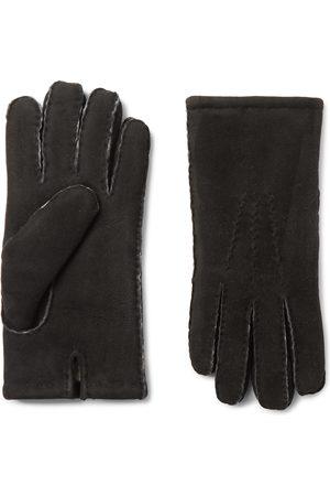 Dents Heren Handschoenen - York Shearling Gloves