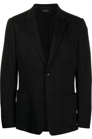 Z Zegna Single-breasted jacket