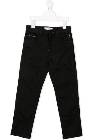 Philipp Plein Istitutional straight leg jeans