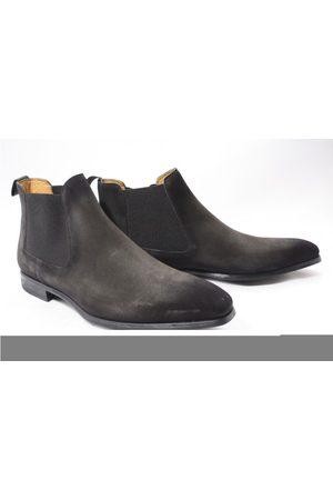 Magnanni Heren Laarzen - 20109 boots gekleed