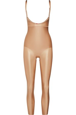 Spanx Shapingbody 'SYF OPEN-BUST CATSUIT