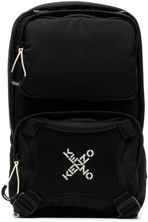 Kenzo Active one-shoulder backpack