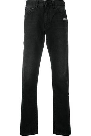 OFF-WHITE Heren Slim - Diag slim-fit jeans