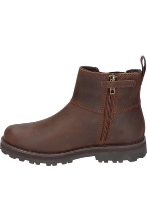 Timberland Courma Kid Chelsea Dark Brown Full Grain Boots chelsea-boots