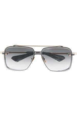 DITA EYEWEAR Tinted aviator sunglasses