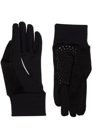 Sweaty Betty Reflective-detailing running gloves