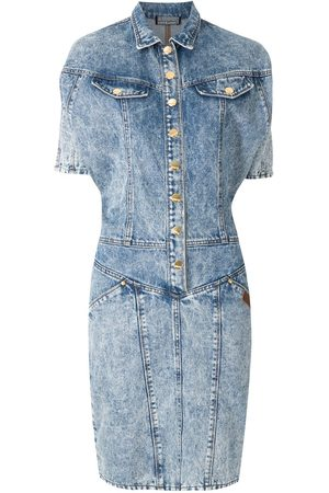 AMAPÔ Yoná denim dress