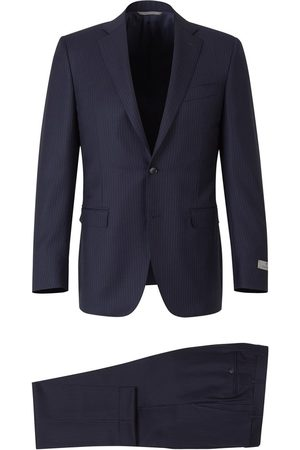 CANALI Suit with pinstripe