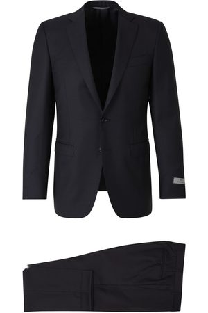 CANALI Straight Wool Suit