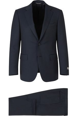 CANALI Suit with micro pattern