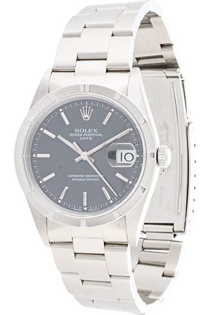 Rolex 1997 pre-owned Oyster Perpetual Date 32mm