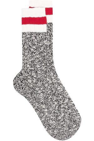 Dsquared2 Heren Sokken - Stripe detail knitted socks
