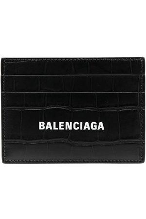 Balenciaga Cash logo cardholder