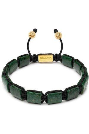 Nialaya Gemstone-embellished beaded bracelet