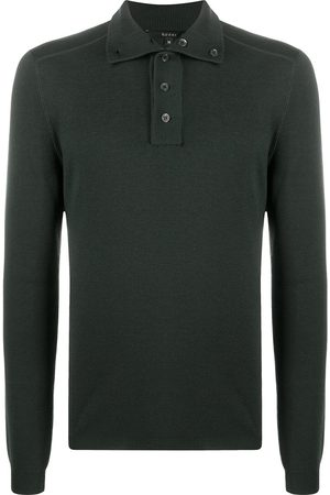 Gucci Long-sleeve polo shirt