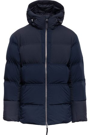 Aztech Durant feather down jacket