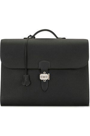 Hermès 2015 pre-owned Sac A Depeche 38 briefcase
