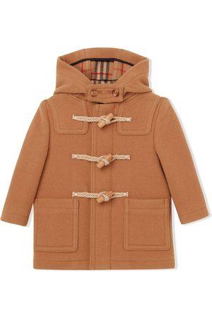 Burberry Donsjassen - Double-faced duffle coat