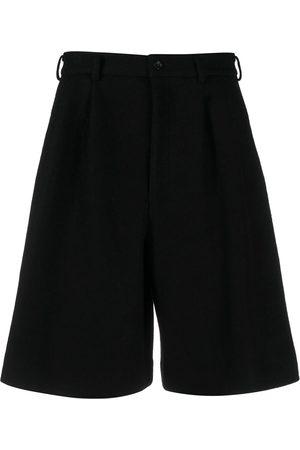 Comme des Garçons Dames Bermuda's - Knee-length wide-leg shorts