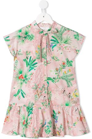 Alviero Martini Kids Floral-print dress