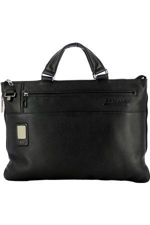 Piquadro Akron slim laptop case 15.6