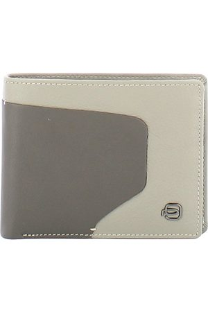 Piquadro Portemonnees - Akron Rfid wallet with coin purse