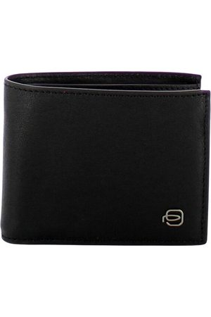 Piquadro Wallet with Rfid Square coin purse