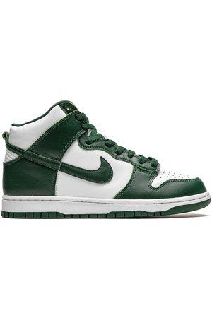 "Nike Dunk High ""Spartan Green"" sneakers"