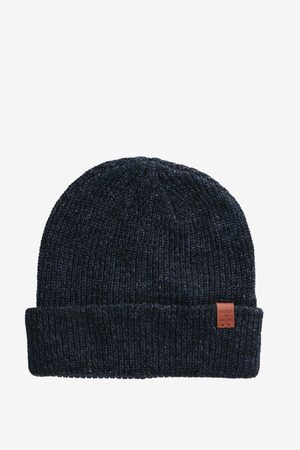 Sissy-Boy Bickley + Mitchell Donkerblauwe Beanie